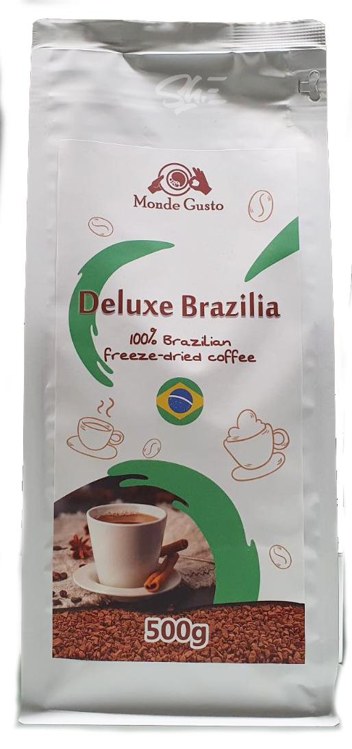 Растворимый кофе Brazilia
